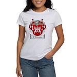 O'Finnegan Family Crest Women's T-Shirt