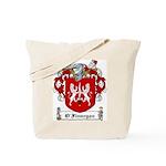 O'Finnegan Family Crest Tote Bag
