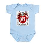 O'Finnegan Family Crest Infant Creeper
