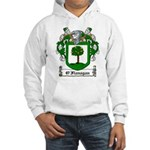 O'Flanagan Family Crest Hooded Sweatshirt