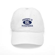 Property of musophobia Baseball Cap