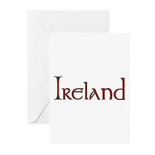 Ireland (Irish Heritage) Greeting Cards (Package o