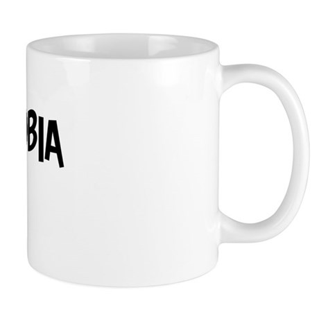 agoraphobia sucks Mug