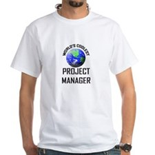 World's Coolest PROJECT MANAGER Shirt