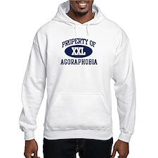 Property of agoraphobia Hoodie
