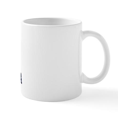 Property of harpaxophobia Mug