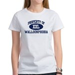 Property of walloonphobia Women's T-Shirt