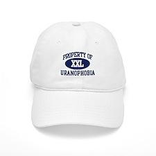 Property of uranophobia Baseball Cap