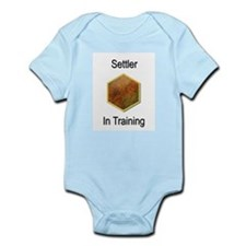 """Settler in Training"" Infant Creeper"