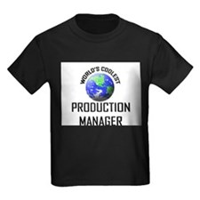 World's Coolest PRODUCTION MANAGER T