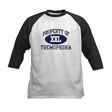 Property of tremophobia Tee