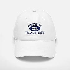 Property of thalassophobia Baseball Baseball Cap