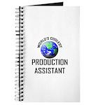 World's Coolest PRODUCTION ASSISTANT Journal