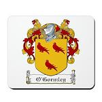 O'Gormley Family Crest Mousepad
