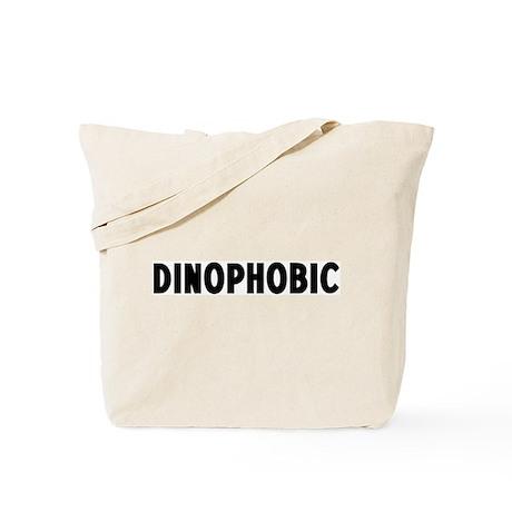 dinophobic Tote Bag