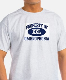 Property of ombrophobia T-Shirt