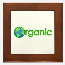 Organic Earth Framed Tile