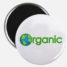 Organic Earth Magnet