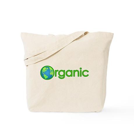 Organic Earth Tote Bag