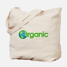 Organic Earth Tote Bag