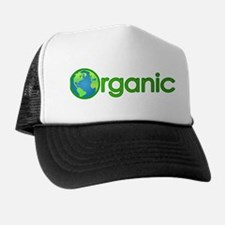 Organic Earth Trucker Hat