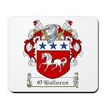 O'Halloran Family Crest Mousepad
