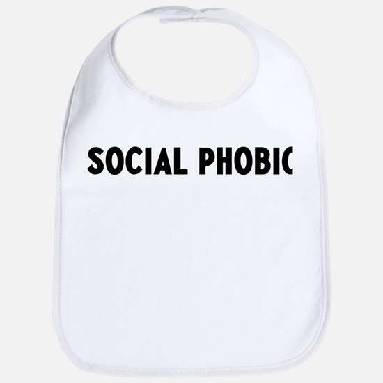 social phobic Bib