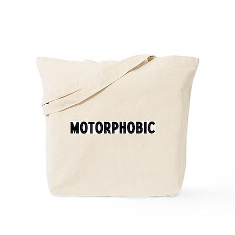 motorphobic Tote Bag