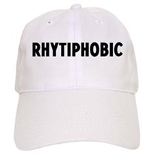 rhytiphobic Baseball Cap