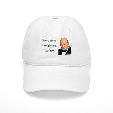 Winston Churchill 3 Baseball Cap