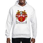 O'Hanraghan Family Crest Hooded Sweatshirt