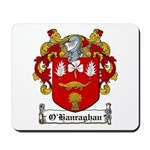 O'Hanraghan Family Crest Mousepad