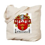 O'Hanraghan Family Crest Tote Bag