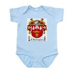 O'Hanraghan Family Crest Infant Creeper