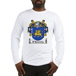 O'Hanratty Family Crest Long Sleeve T-Shirt