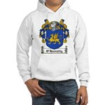 O'Hanratty Family Crest Hooded Sweatshirt