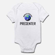World's Coolest PRESENTER Infant Bodysuit