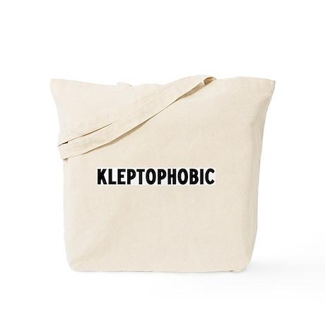kleptophobic Tote Bag