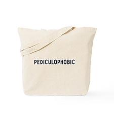 pediculophobic Tote Bag
