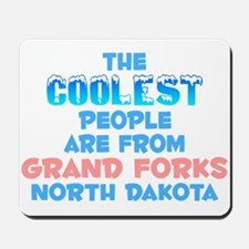 Coolest: Grand Forks, ND Mousepad