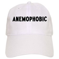 anemophobic Baseball Cap