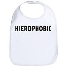 hierophobic Bib