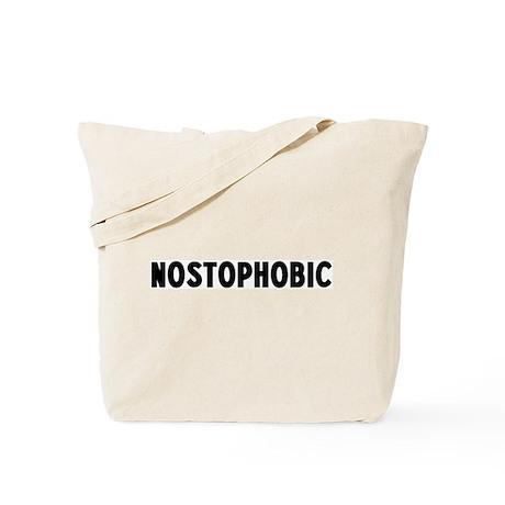 nostophobic Tote Bag