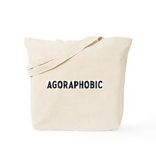 agoraphobic Tote Bag