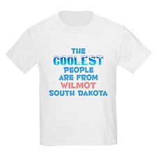 Coolest: Wilmot, SD T-Shirt