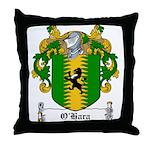 O'Hara Family Crest Throw Pillow