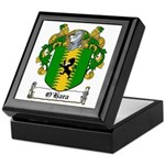 O'Hara Family Crest Keepsake Box