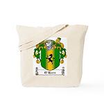 O'Hara Family Crest Tote Bag