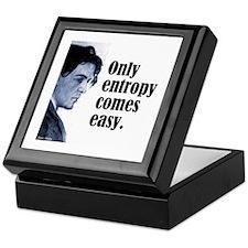 """Chekhov """"Entropy"""" Keepsake Box"""