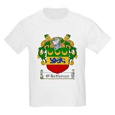 O'Heffernan Family Crest Kids T-Shirt